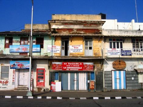 Pondicherry Alexandre Jacques