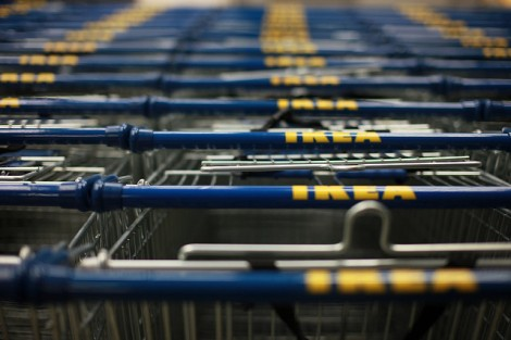 Ikea Stacked Trolleys by Yassan_Yukky