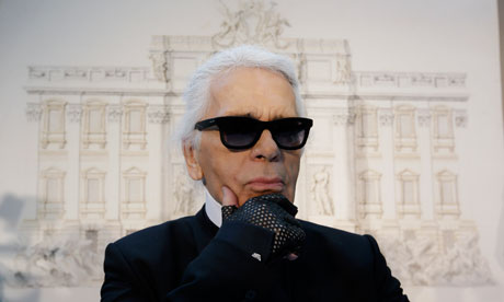 Karl Lagerfeld and Fendi to save the Trevi Fountain