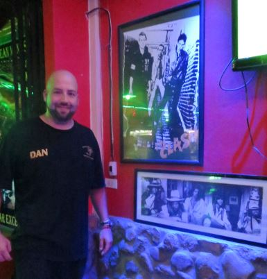 Samui Rock Cafe owner