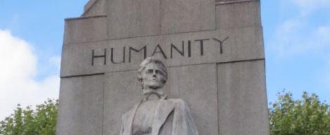 Cavell Statue Trafalgar Square