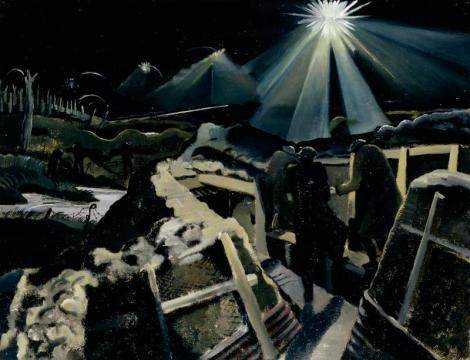 Paul Nash Ypres Salient credit IWM
