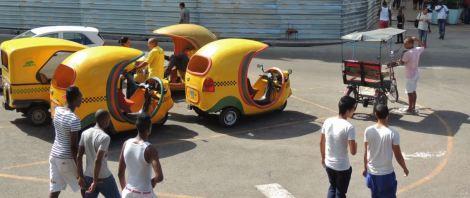 La Habana Coco Taxi