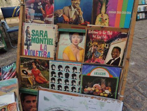 La Habana Plaza de Armas Records