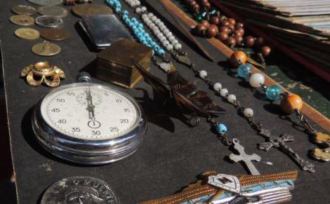 La Habana Plaza de Armas Watch and Beads
