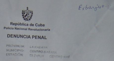 La Habana Police Report 3