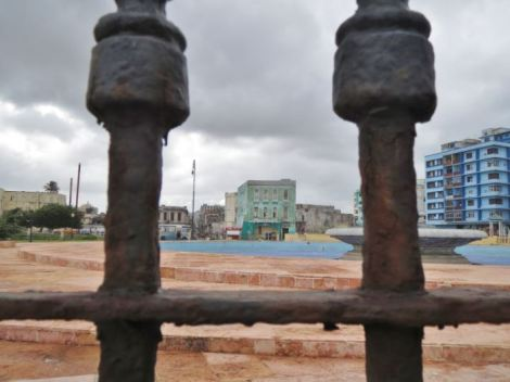 La Habana Railings