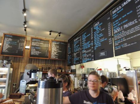 Bristol Boston Tea Party Coffee Shop