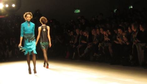 LFW Holly Fulton AW12