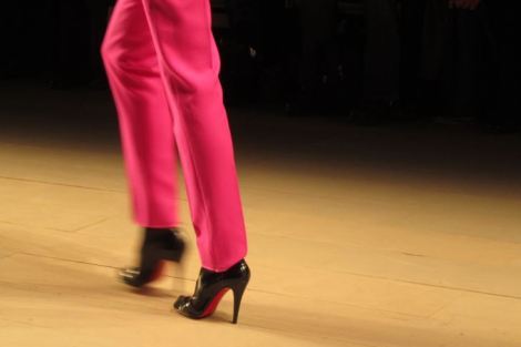 LFW Holly Fulton Heels