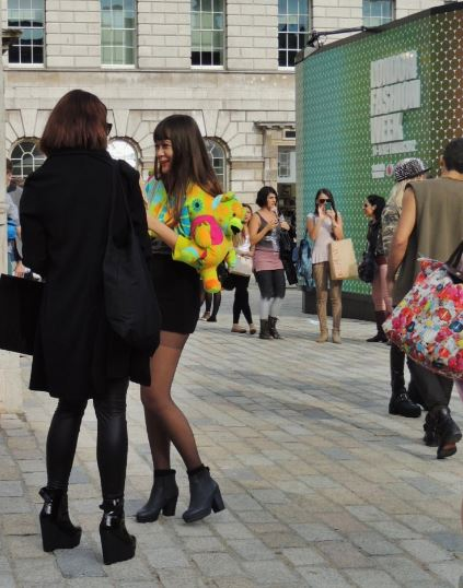 LFW Street Style Stuffed Animals