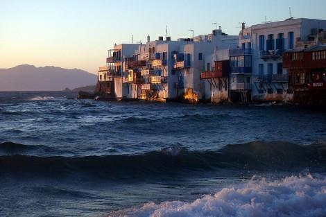 Mykonos Little Venice Global Jet