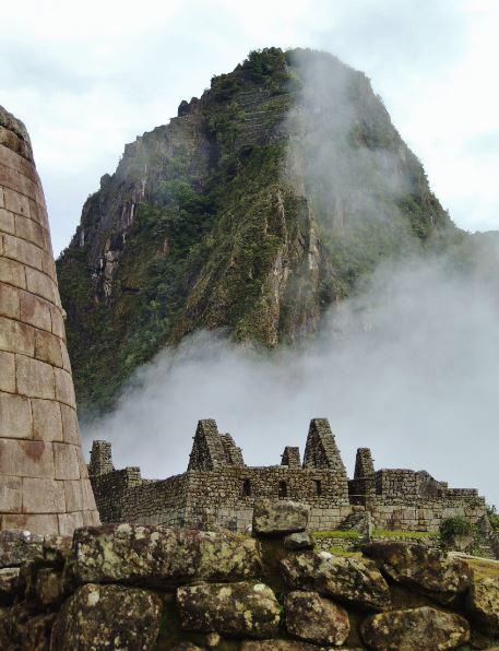 Peru Machu Picchu Buildings