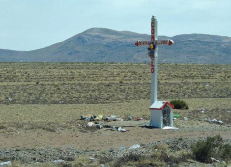 Peru Roadside