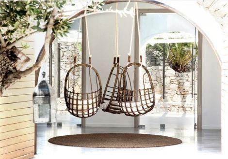 San Giorgio Mykonos Egg Chair