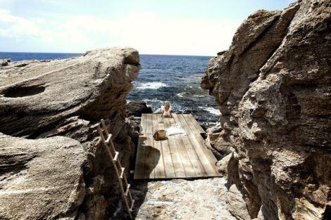San Giorgio Mykonos Viewing Deck