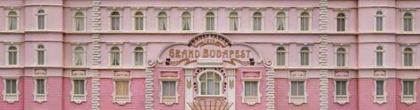 Grand Budapest Hotel facade