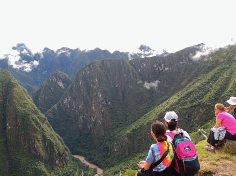 Peru Machu Picchu reflections