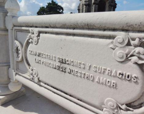 Cementerio Colon Nuestro Amor
