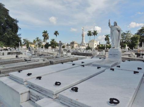 Cementerio Colon View